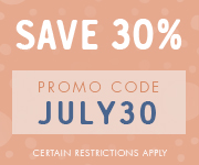 Save with promo code JULY25
